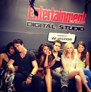 What Are The Vampire Diaries Stars Up to During Their Filming Hiatus?