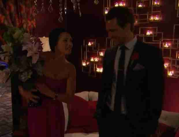 """Emily Maynard on Nick Viall: Sending Flowers Was """"Totally Inappropriate"""""""