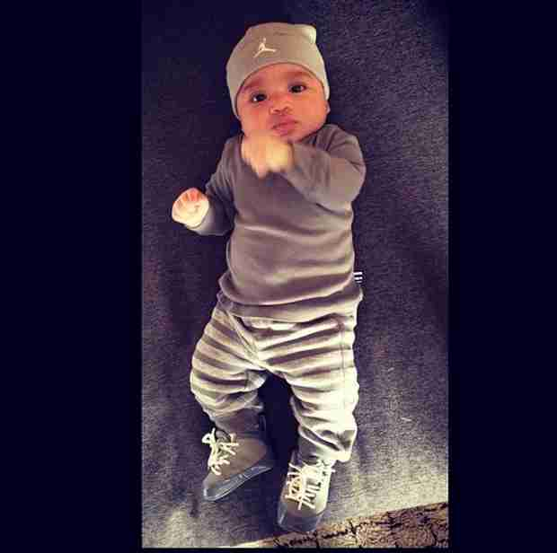 Evelyn Lozada's Son Carl Leo Is the Cutest — See the New Pics! (PHOTOS)