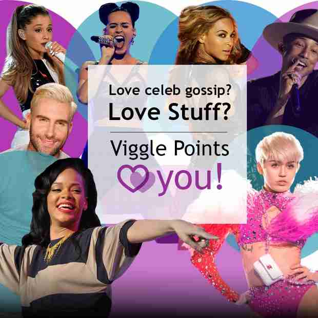 Earn 650 Viggle Points With This Week's Wetpaint Videos — We Got Your Links!