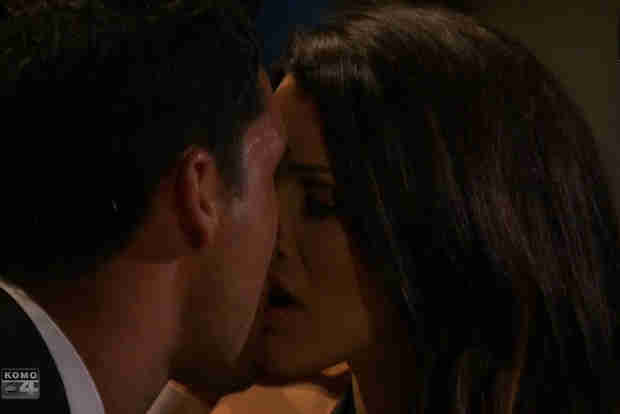 Andi Dorfman on Josh Murray: It's More Than Just a Physical Connection