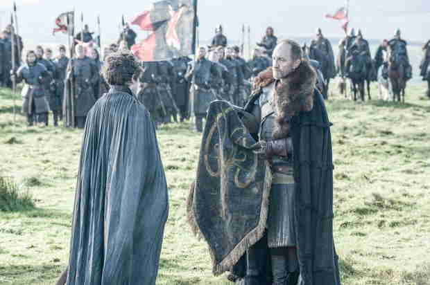 Game of Thrones Season 5 Spoilers: What Happens in the North?