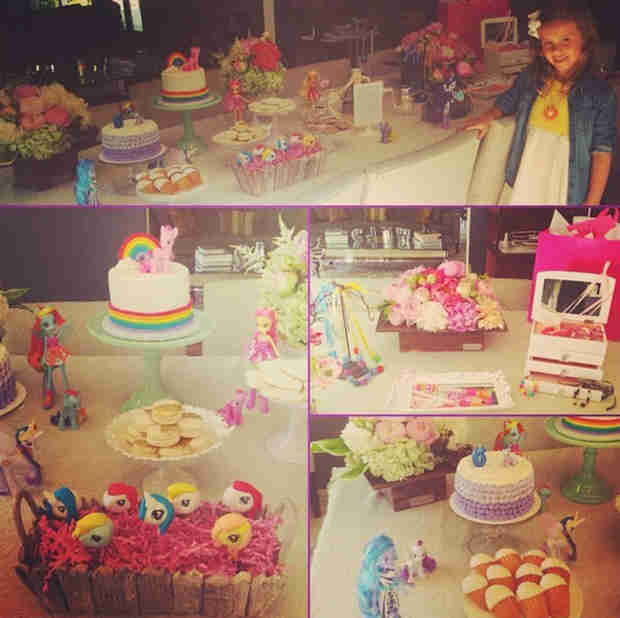 How Did Jessica Alba's Daughter Honor Celebrate Her 6th Birthday? (PHOTO)