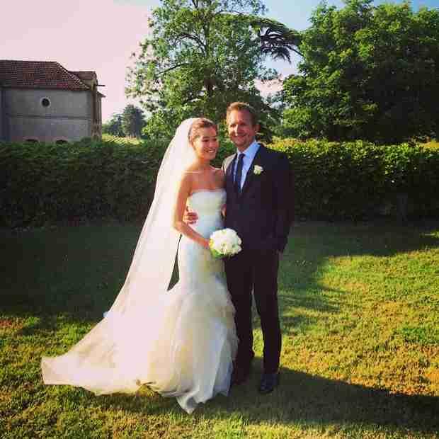 Sebastian Roche Is Married — See the Stunning Wedding Photo!