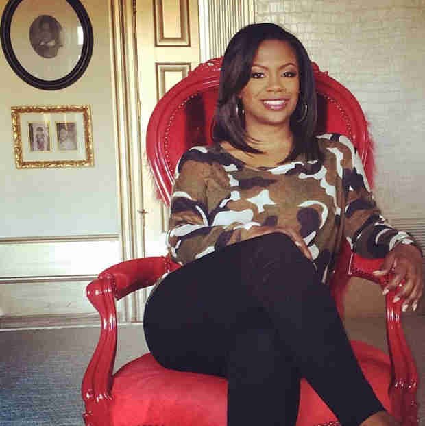 Kandi Burruss Is Working on Another Album