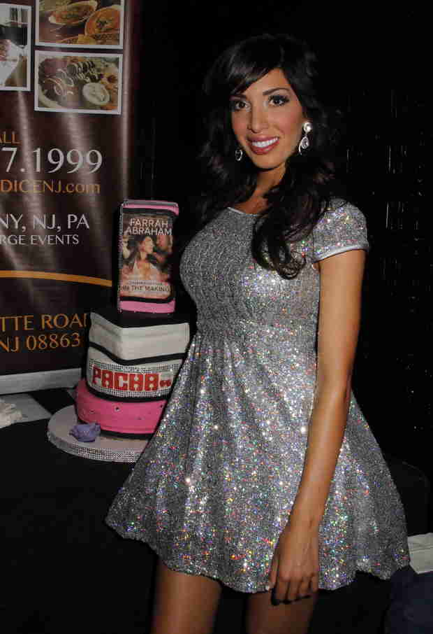Farrah Abraham's 23rd Birthday Hair Extensions: Love It or Hate It?