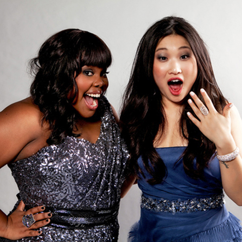 Amber Riley and Jenna Ushkowitz Join Kristen Bell and Others in L.A. Production of Hair