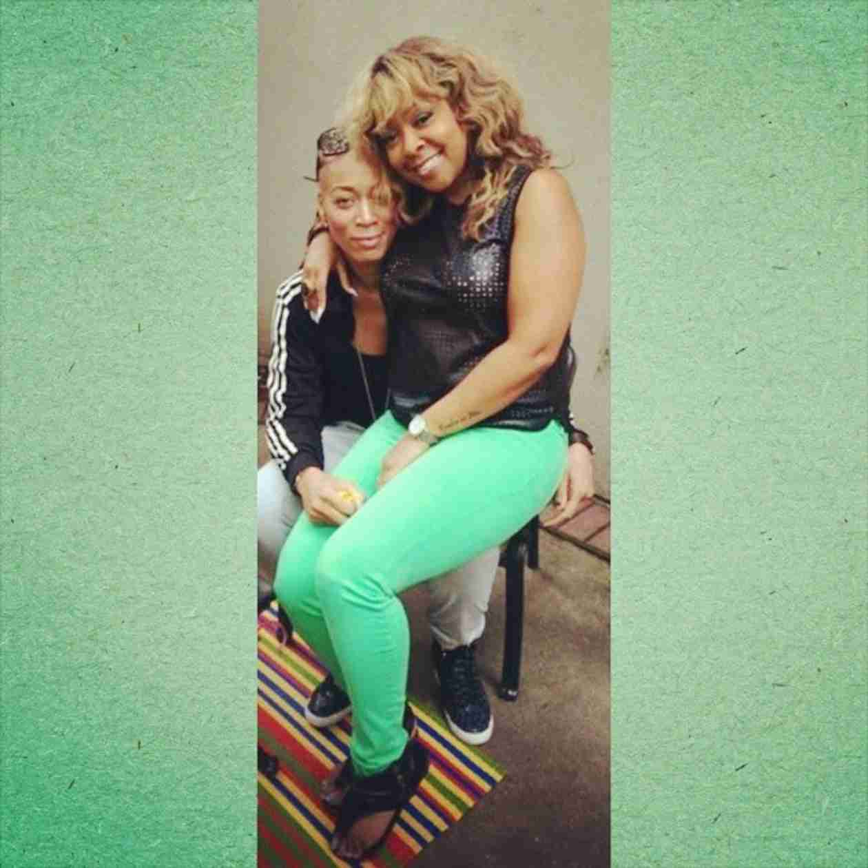 See the First Photos From Monifah and Partner Terez's Wedding (PHOTOS)
