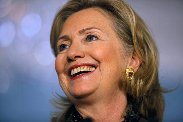 Hillary Clinton on Becoming a First-Time Grandmother (VIDEO)