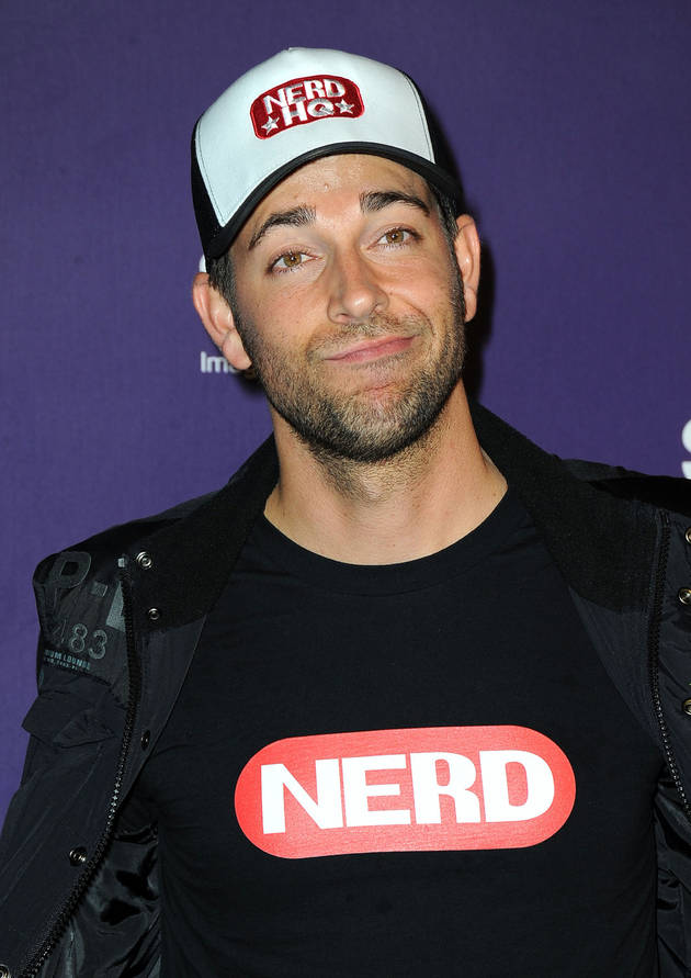 Did Zachary Levi Just Get Secretly Married to Missy Peregrym? (UPDATE: It's True!) (VIDEO)