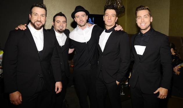 Will There Be Another 'N Sync Reunion? Joey Fatone Says… — Exclusive