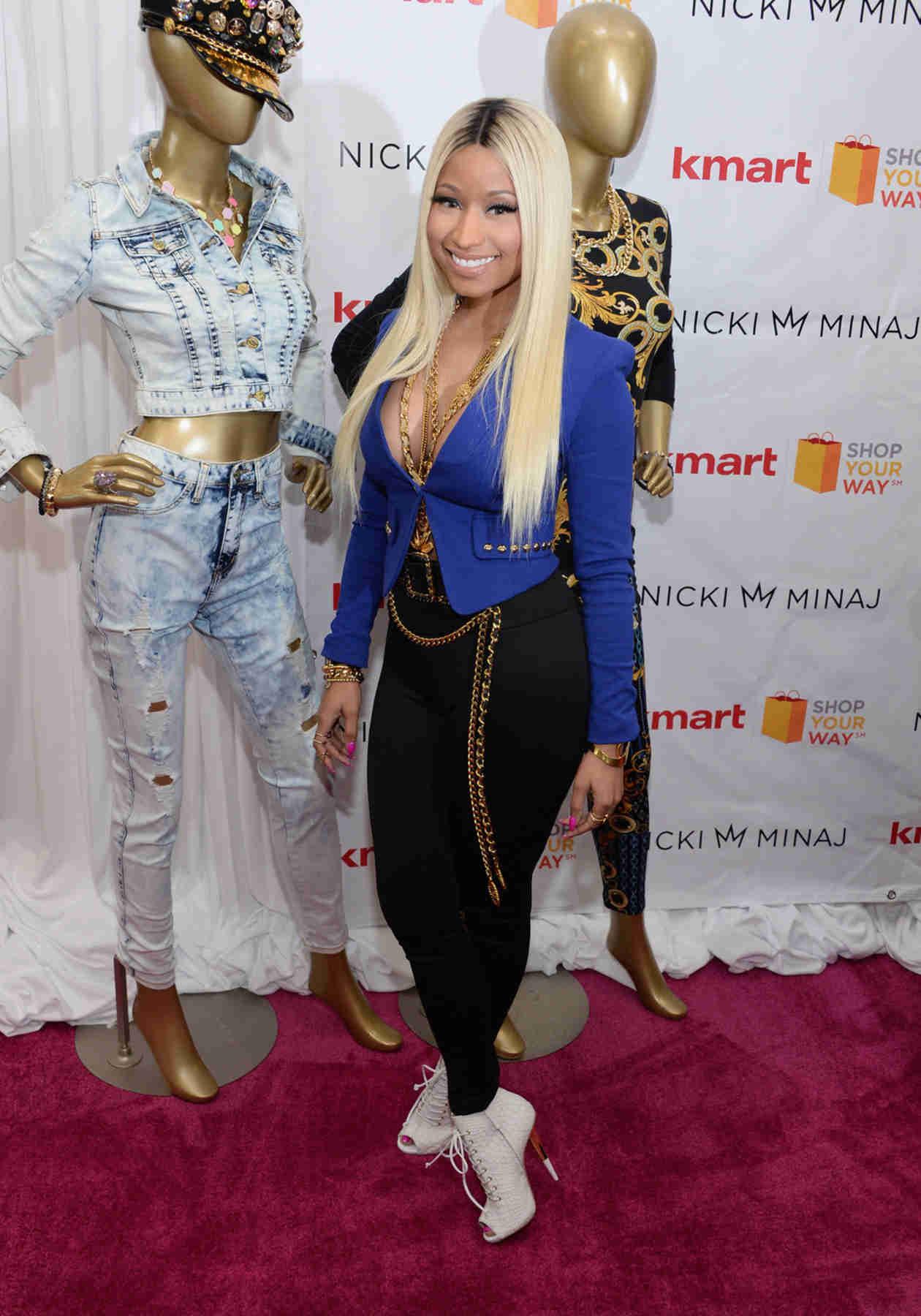 "Nicki Minaj: ""I'd Rather Die Than Call an Ambulance And Be on TMZ"""