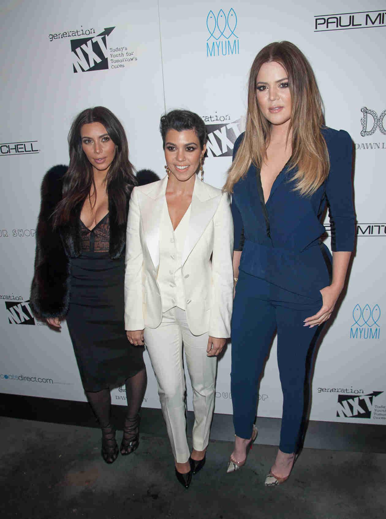 Kourtney and Khloe Kardashian Make Outrageous Demands in Hamptons — Report (VIDEO)