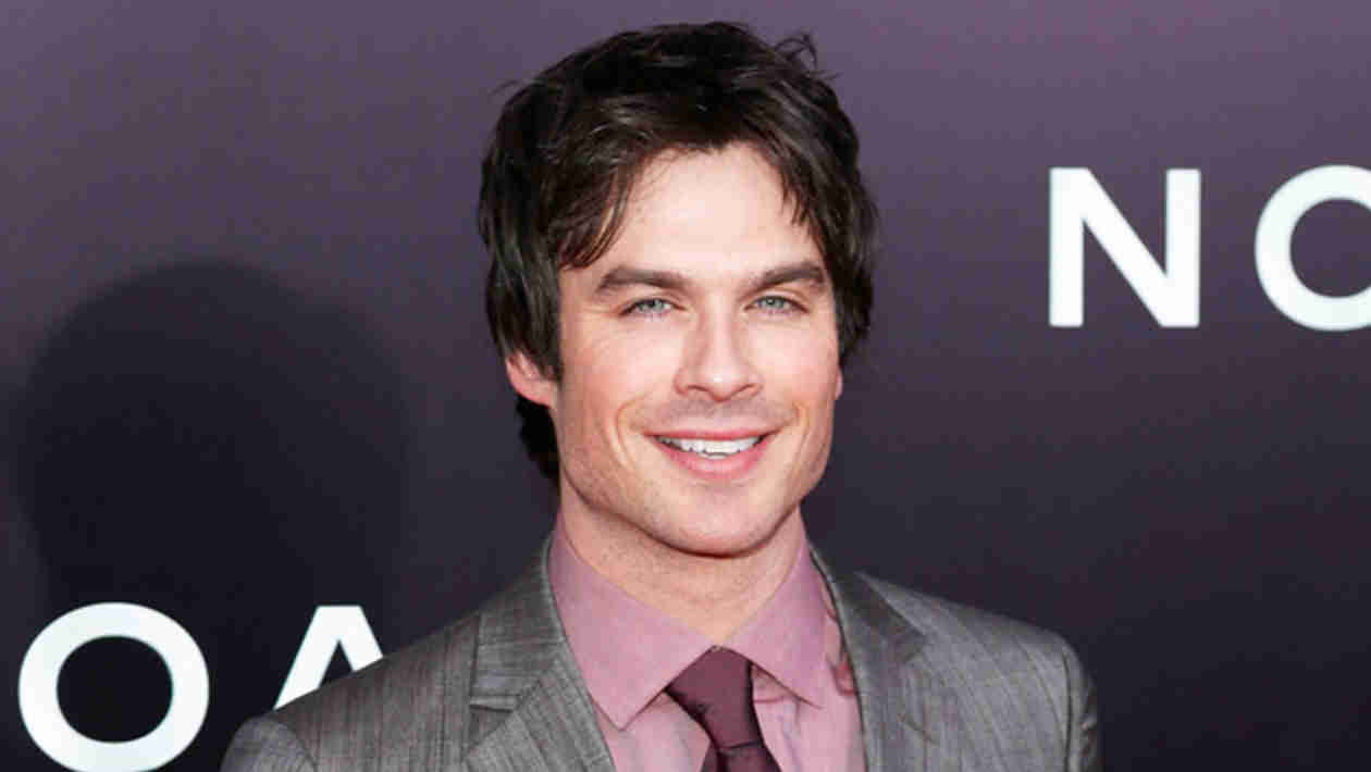 "Ian Somerhalder Sleeps With a Pillow of Himself — ""Life Gets Lonely"" (PHOTO)"