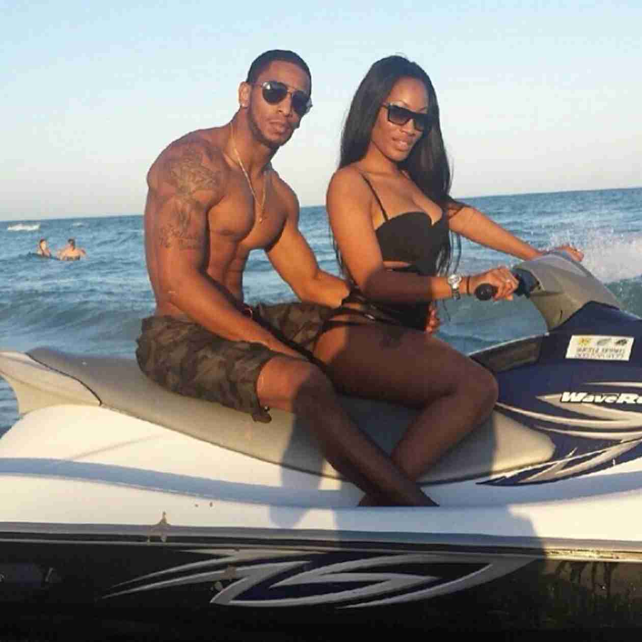 """Erica Dixon on Relationship With O'Shea Russell: """"I Think I Was Blinded"""""""