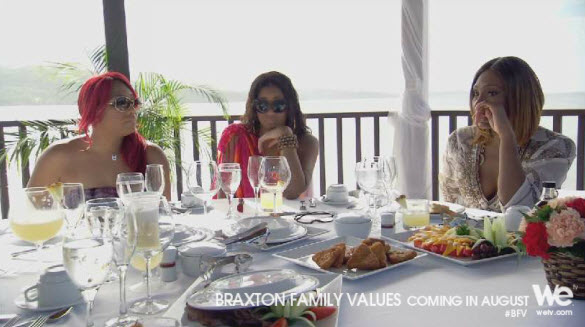 Braxton Family Values Season 4 Sneak Peek: Is There a Gospel Album in the Works? (VIDEO)