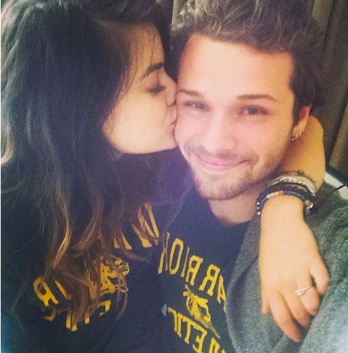 Lucy Hale and Joel Crouse Split Up — Report