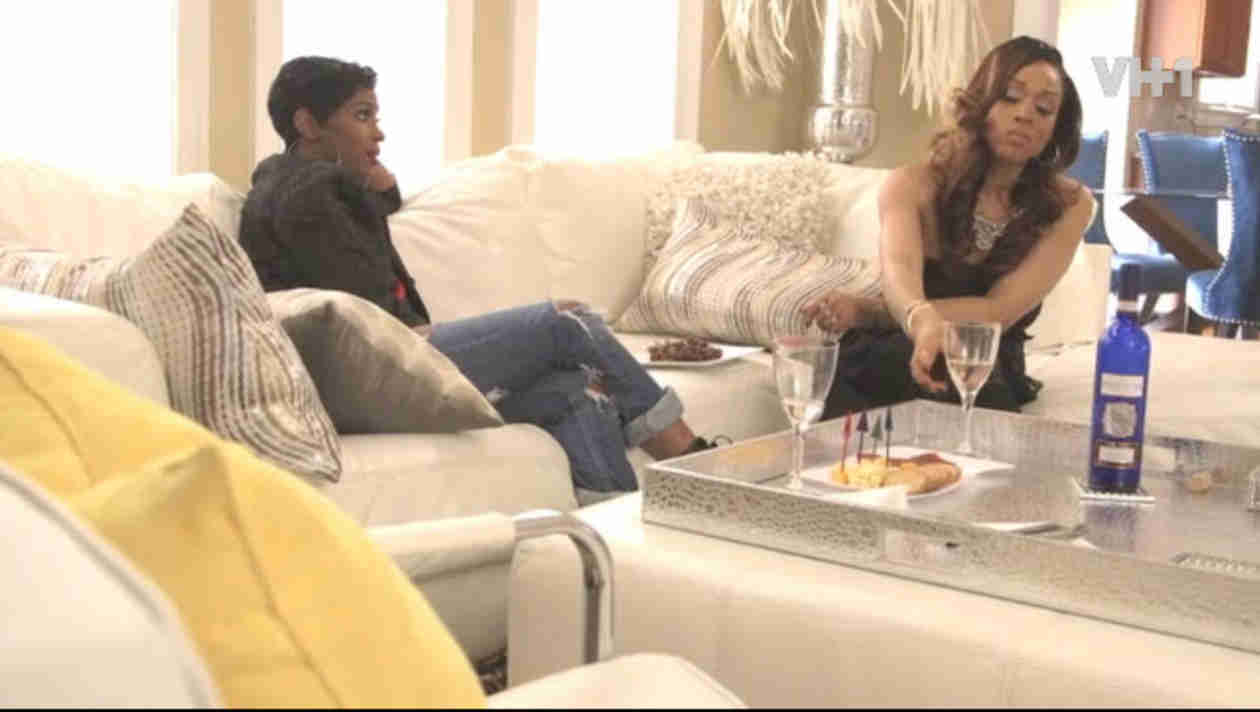Mimi Faust Dishes Details on Nikko and Althea Heart's Past (VIDEO)