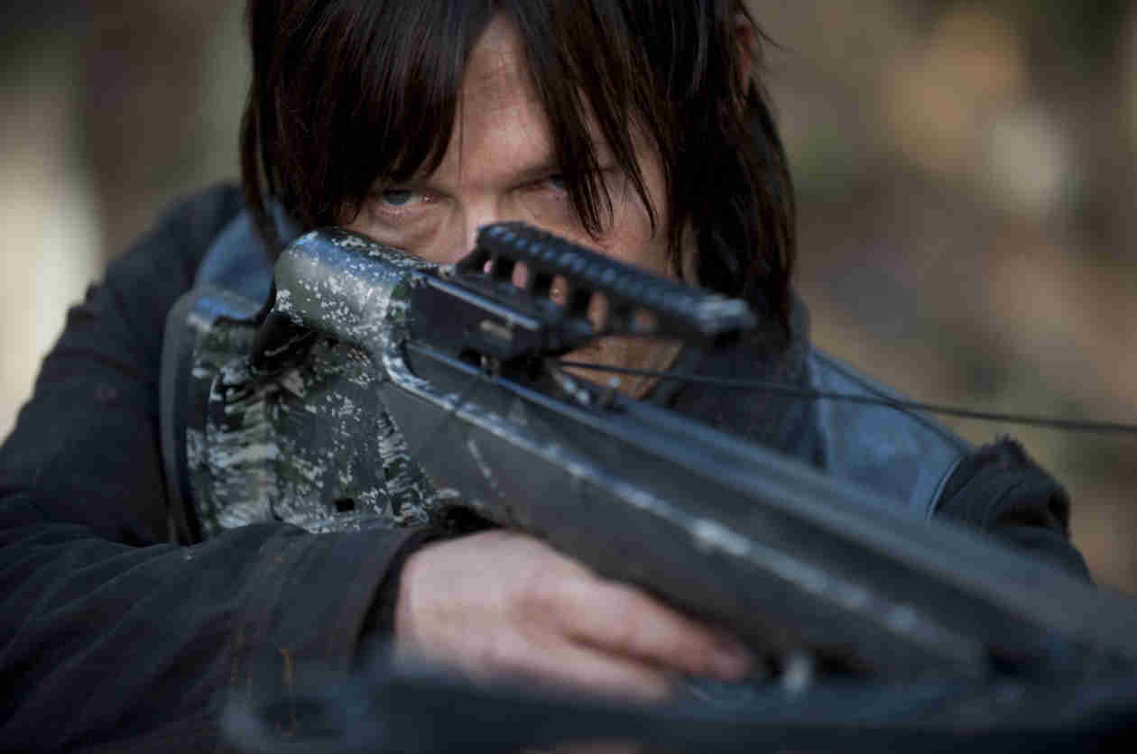 "The Walking Dead's Norman Reedus: ""I'm a Complete Wimp,"" Not an ""Ass Kicker"""