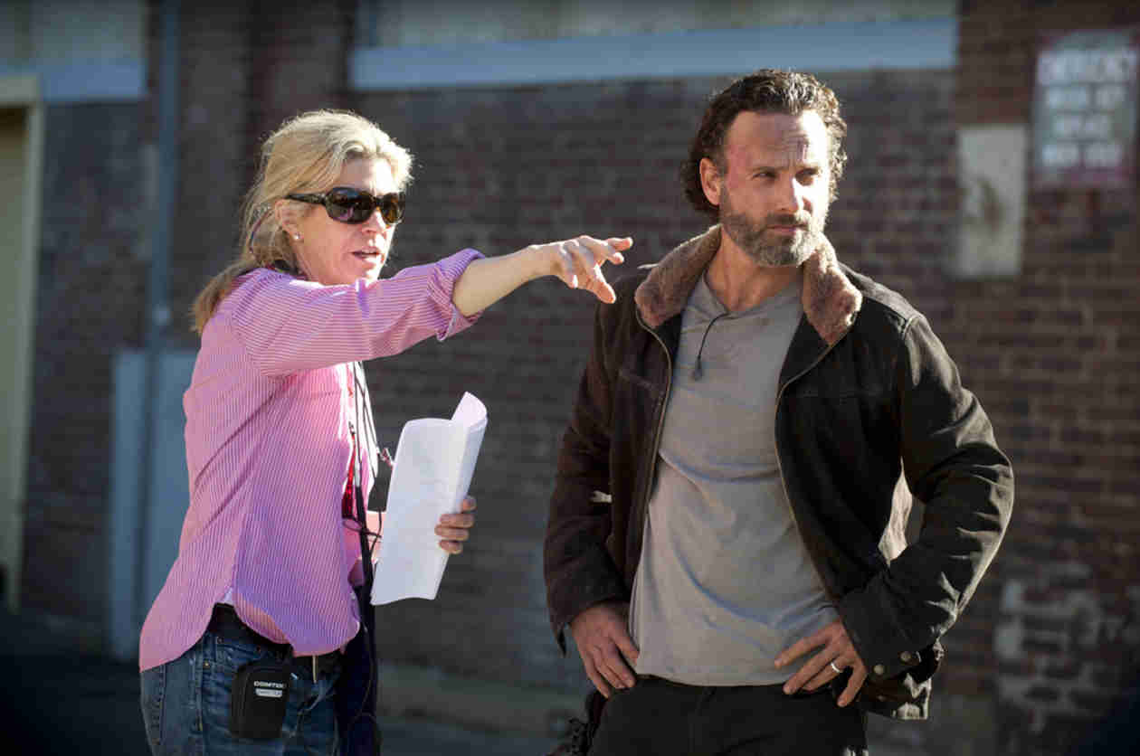 Would Andrew Lincoln Ever Direct an Episode of The Walking Dead?