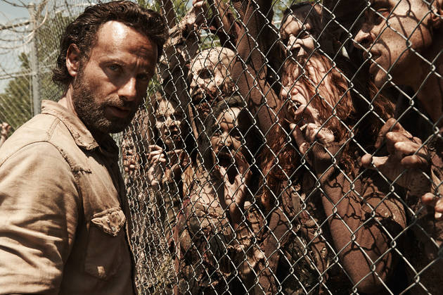 The Walking Dead, Zombies Nominated For 2014 Young Hollywood Awards