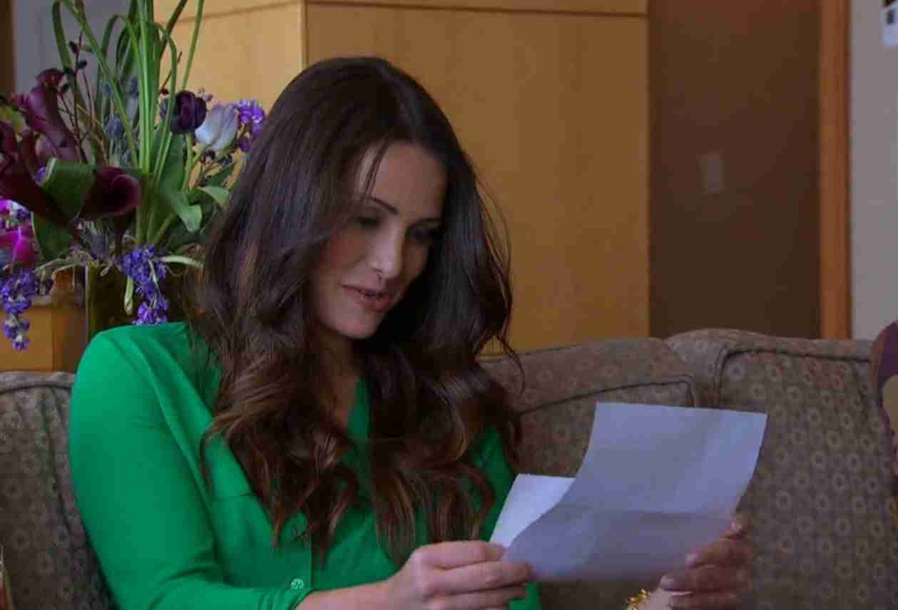 Bachelorette 2014: Who Was Writing Secret Admirer Letters to Andi Dorfman?