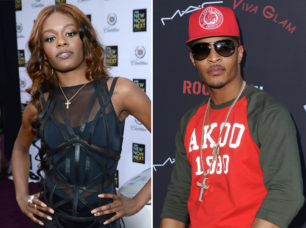 """Azealia Banks Puts an End to T.I. Twitter Feud: """"This Isn't Even Interesting Anymore"""""""
