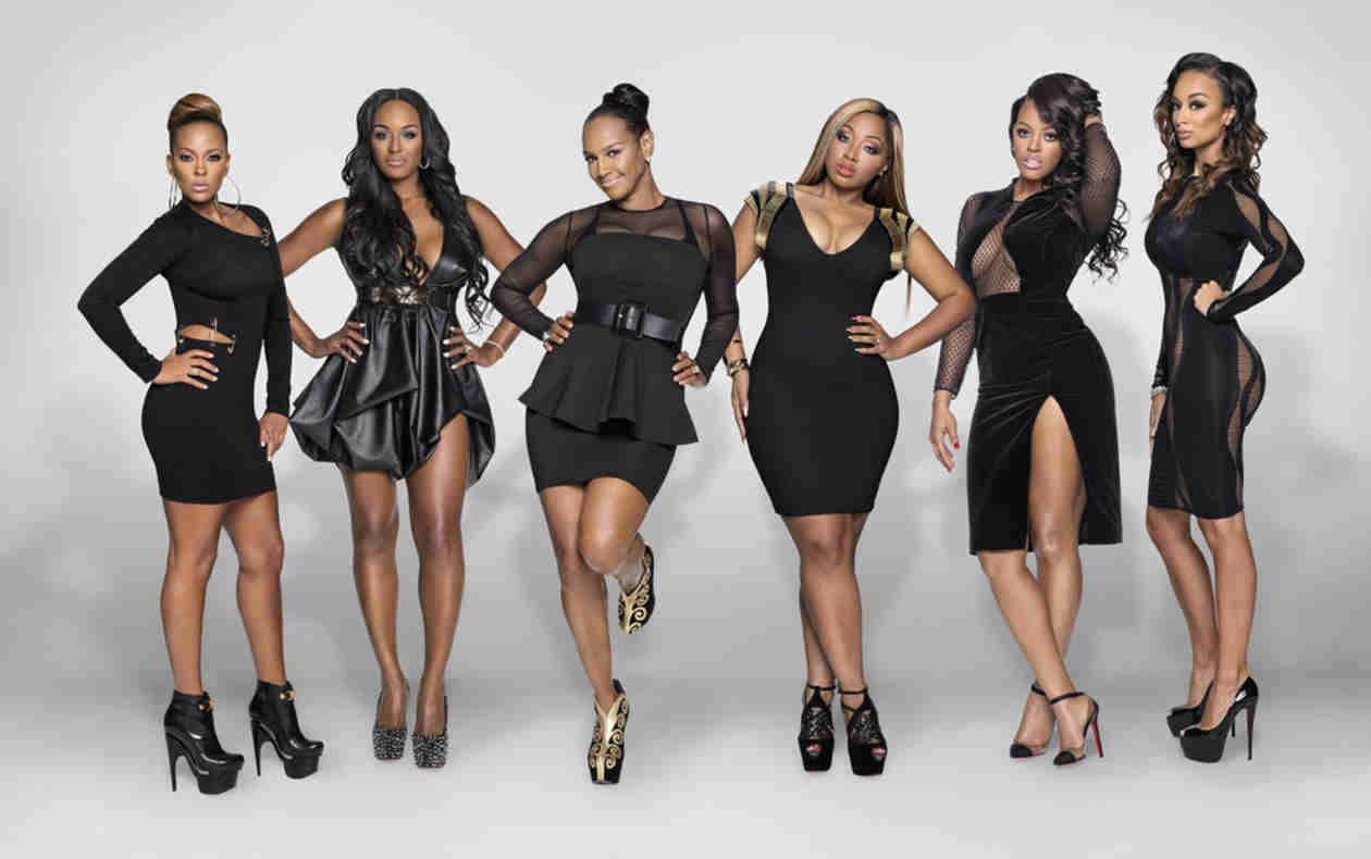 Basketball Wives L.A. Star Leaks Topless Photo Online!