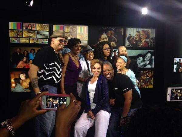 The Cast of A Different World Reunite For TV Special! (PHOTOS)