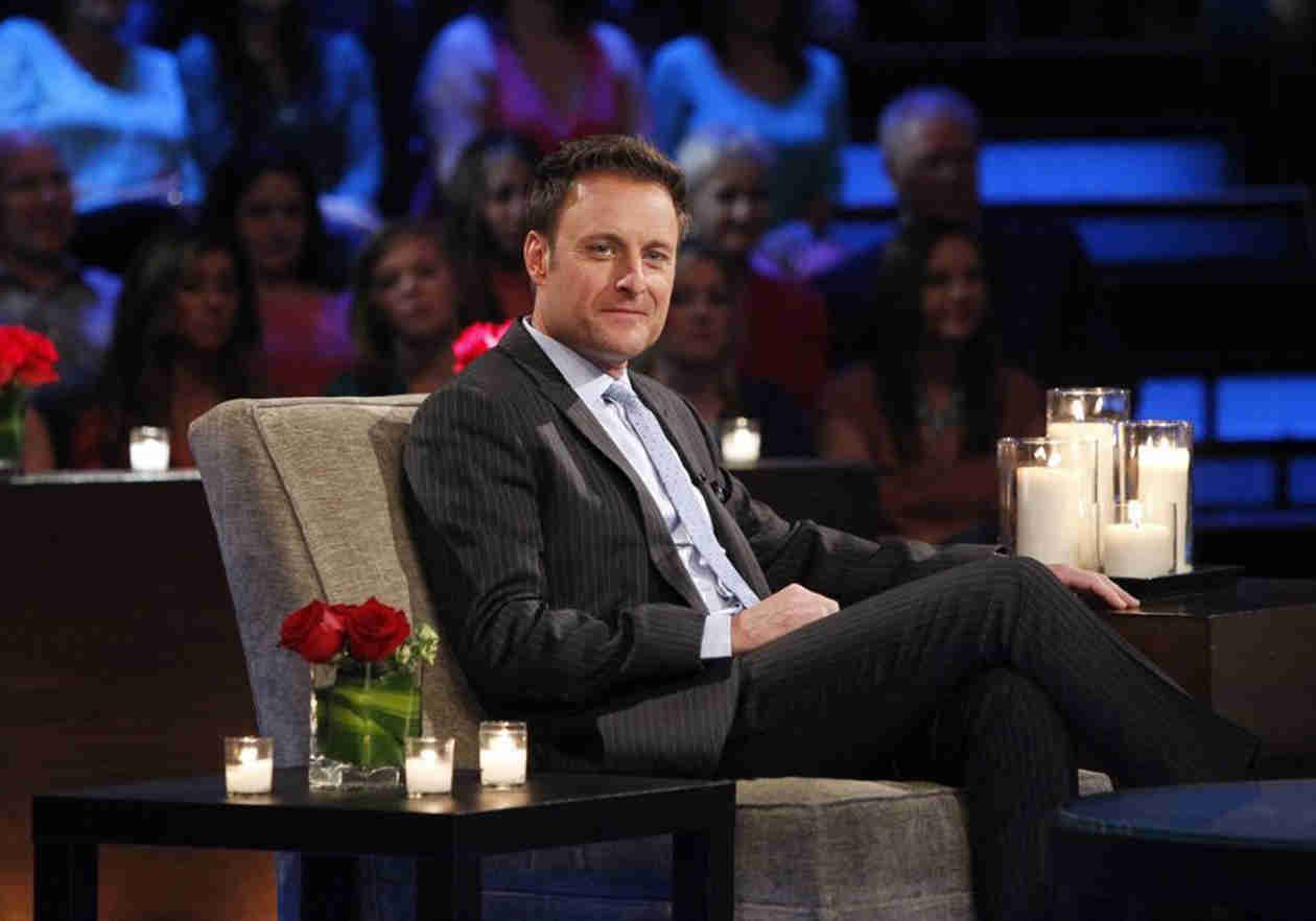 Is Bachelor Host Chris Harrison Writing a Tell-All Book? He Says…