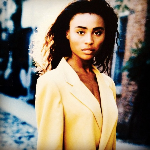Cynthia Bailey Shares Old Modeling Photo –  She Hasn't Aged a Bit!