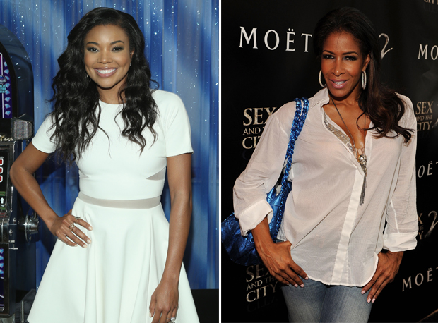 """Gabrielle Union Reveals Friendship With Sheree Whitfield: """"She's Cool as Hell"""" (VIDEO)"""
