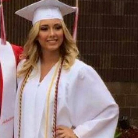 Eminem's Daughter Graduates High School — See Looks Gorgeous in Her Gown! (PHOTO)