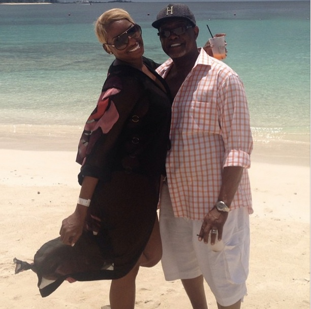 Gregg and NeNe Leakes's Romantic Tropical Getaway — See Their Pics! (PHOTOS)