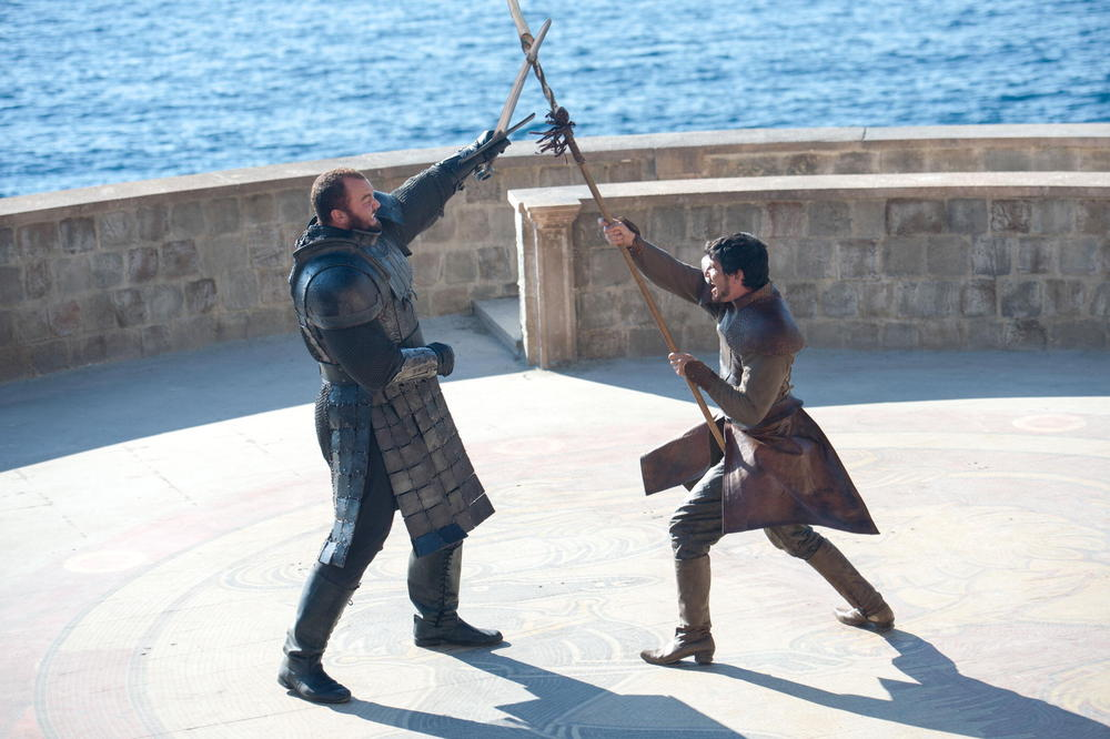 The Mountain vs. Oberyn: Pedro Pascal Dishes on the Brutal Battle