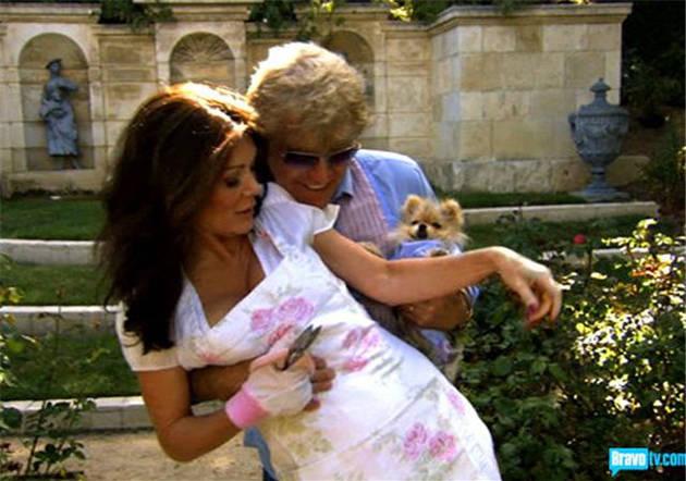 Watch a Clip From Lisa Vanderpump and Ken Todd's 1982 Wedding (VIDEO)