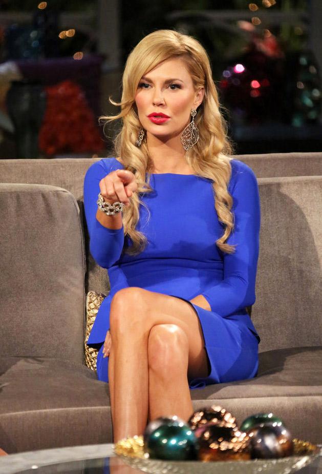 "Brandi Glanville Slammed on The Wendy Williams Show: ""She's a Media Hoe"" (VIDEO)"