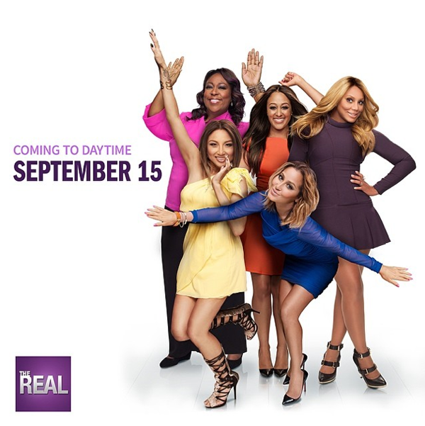 Tamar Braxton, Tamera Mowry, and Cast of The Real in New Promos! (VIDEO)