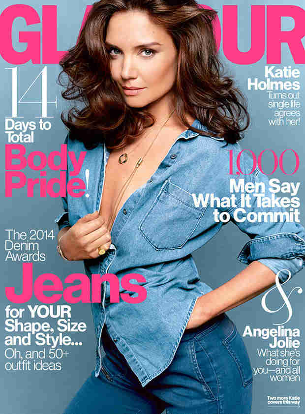 """Katie Holmes: """"When I Became a Mother, My Life Completely Changed"""""""