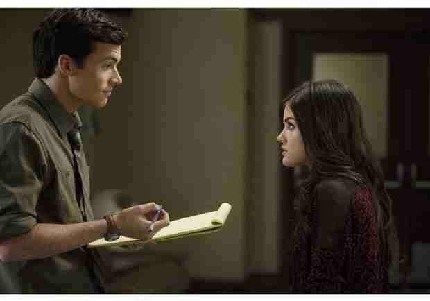Pretty Little Liars Spoilers: Aria and Ezra Reunite With Key Lime Pie in 100th Episode