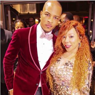 """T.I. Says Wife Tiny Harris Wasn't Behind Inspiration For """"Stay"""""""