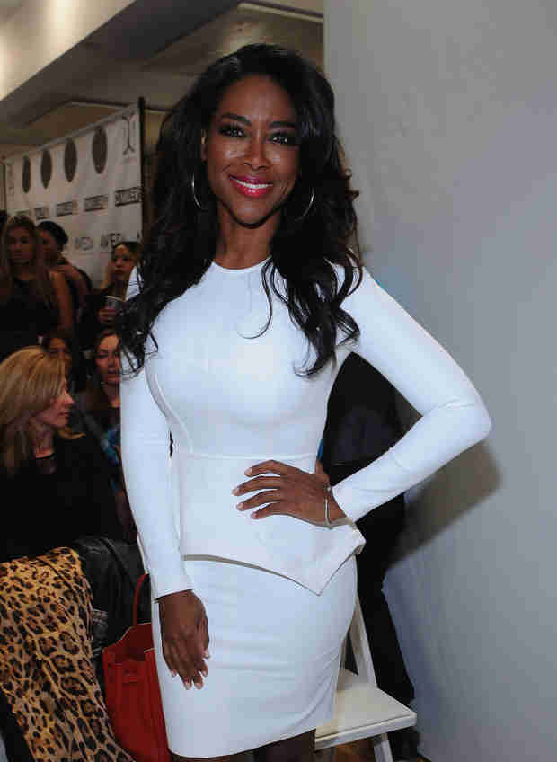 """Did Kenya Moore Have Sex With Apollo Nida? She Says """"The Truth"""" Will Be Revealed!"""