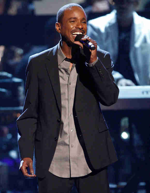 Tevin Campbell Announces He's Making New Music!