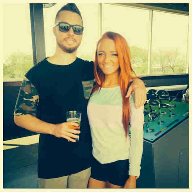 Maci Bookout Is Taking a Cross-Country Road Trip with Taylor McKinney