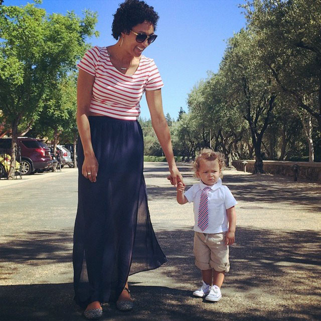 "Tamera Mowry on Baby No. 2: ""Whatever Happens, Happens"""
