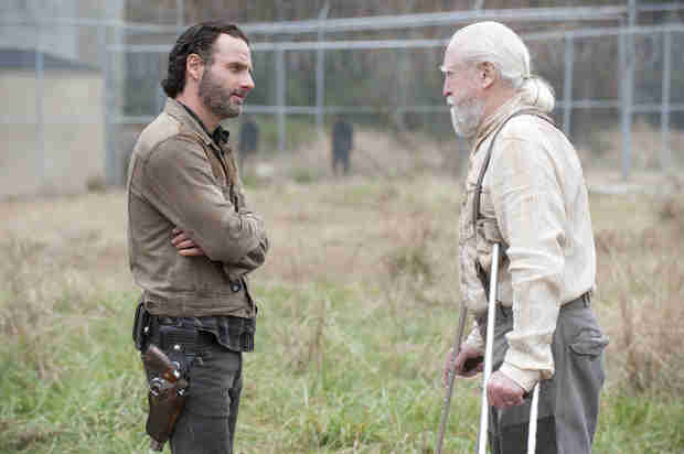 The Walking Dead Gets Two 2014 Emmy Nominations, But Actors Snubbed (Again)