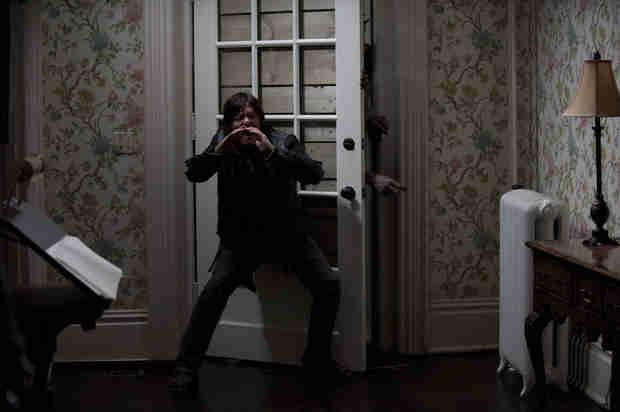 The Walking Dead Season 5 Spoilers: Emily Kinney Spotted on Set — Beth Filming?