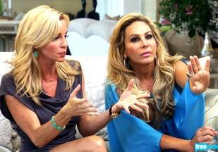 Camille Grammer and Adrienne Maloof Returning to RHOBH in Limited Role
