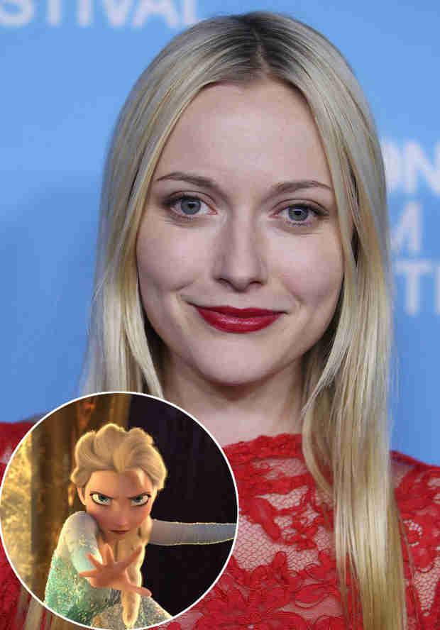 Once Upon a Time Season 4: Georgina Haig Cast as Elsa!