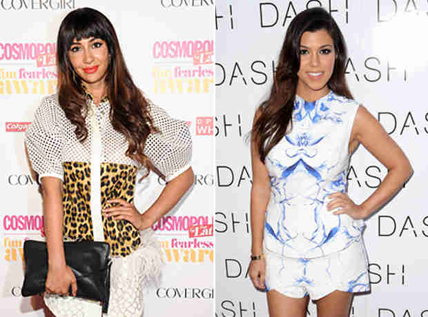 """Jackie Cruz on Kissing Kourtney Kardashian: We're """"Not in Touch Anymore"""" — Exclusive"""